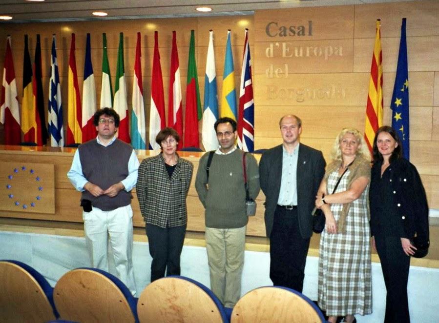 Sundsvalls Kulturskola Besök Hösten i Barcelona 2003 och 2005