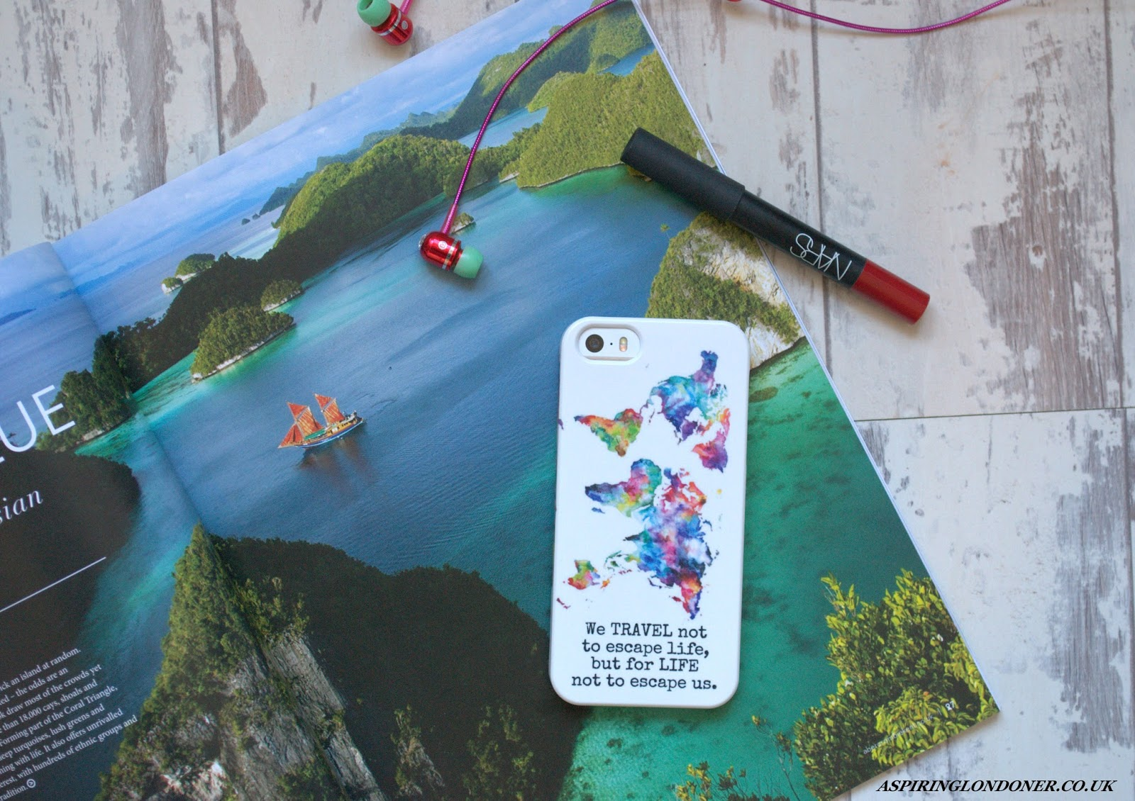Caseapp iPhone 5S Case Review - Aspiring Londoner