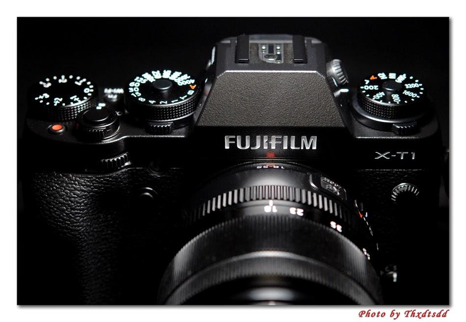 MY Fujifilm X-T1