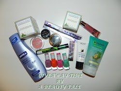 Giveaway by Beauty Tale