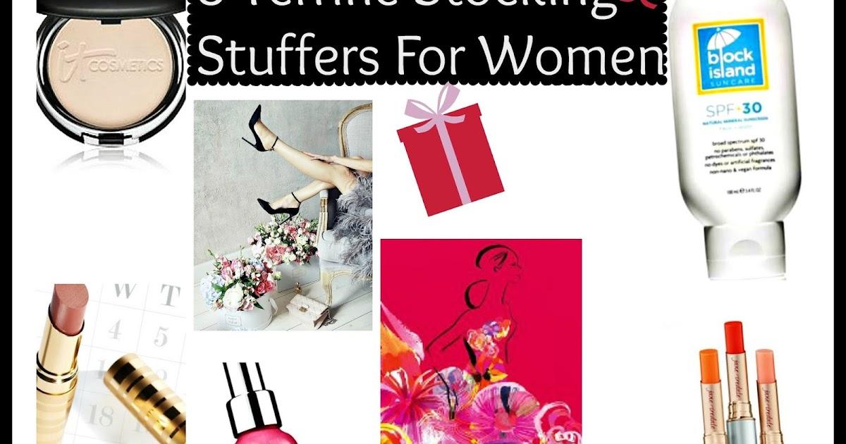 8 Terrific Stocking Stuffers For Women At Home With Jemma