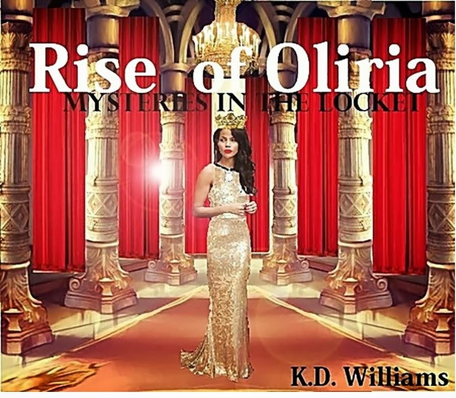 Rise of Oliria Book Series