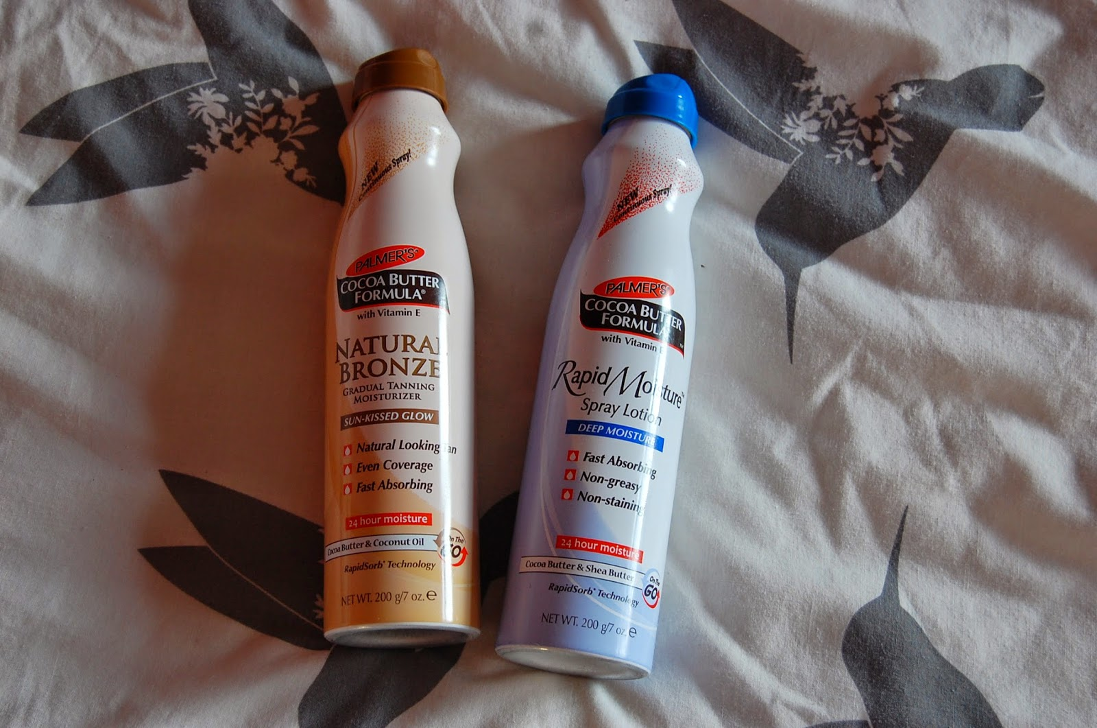 Palmer's Cocoa Butter spray