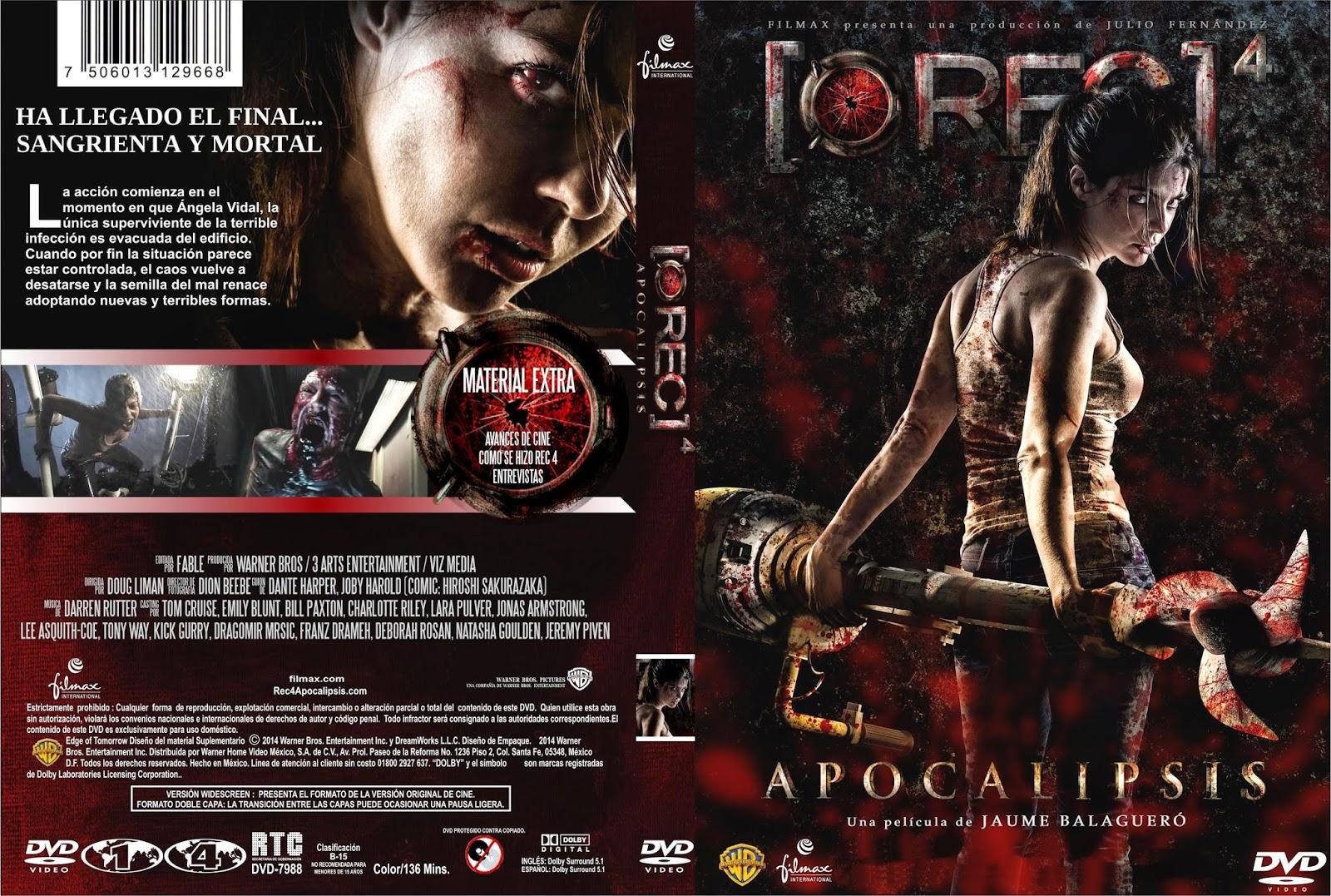 Rec 4 Apocalipsis DVD