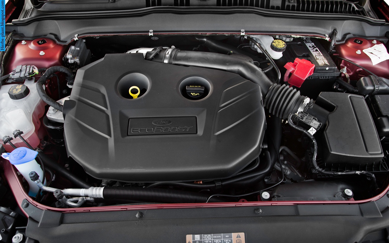 Ford fusion car 2013 engine - صور محرك سيارة فورد فيوجن 2013