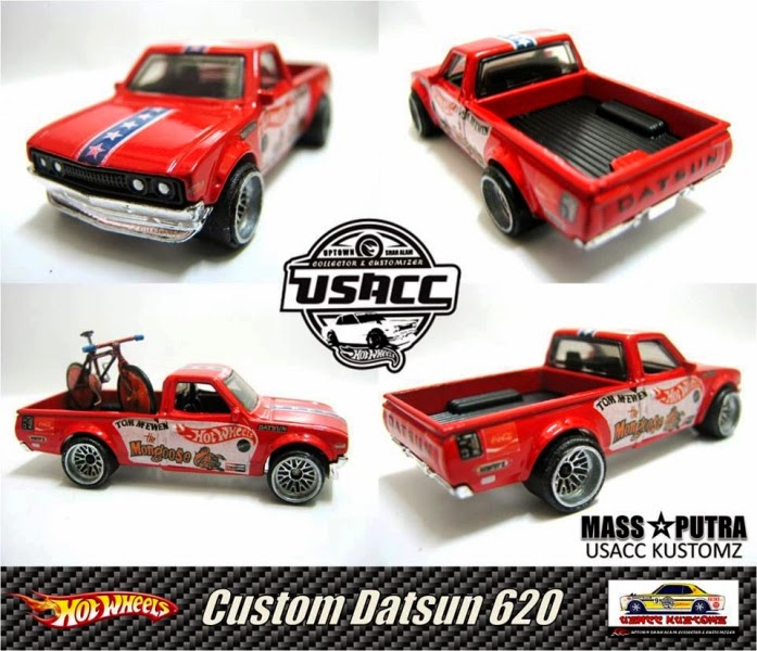 datsun 620 custom images