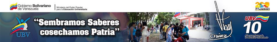 PFG Estudios Jurídicos de la Universidad Bolivariana de Venezuela: ESTADO MÉRIDA