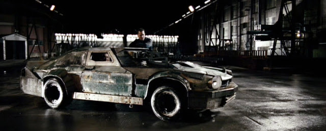 Just A Car Guy: cars from the movie Death Race, a step ...