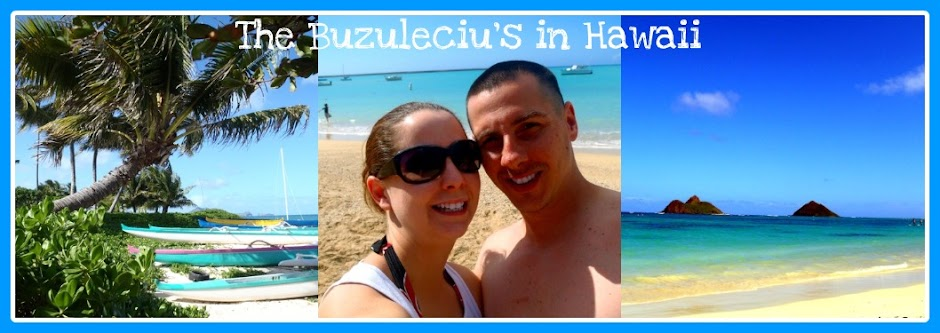 The Buzuleciu's in Hawaii