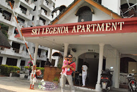 APARTMENT SRI LAGENDA (town)