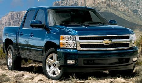 Chevy Truck Month at Perry Auto Group