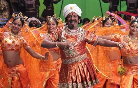 Vadivelu's 'Jagajala Pujabala Thenaliraman'