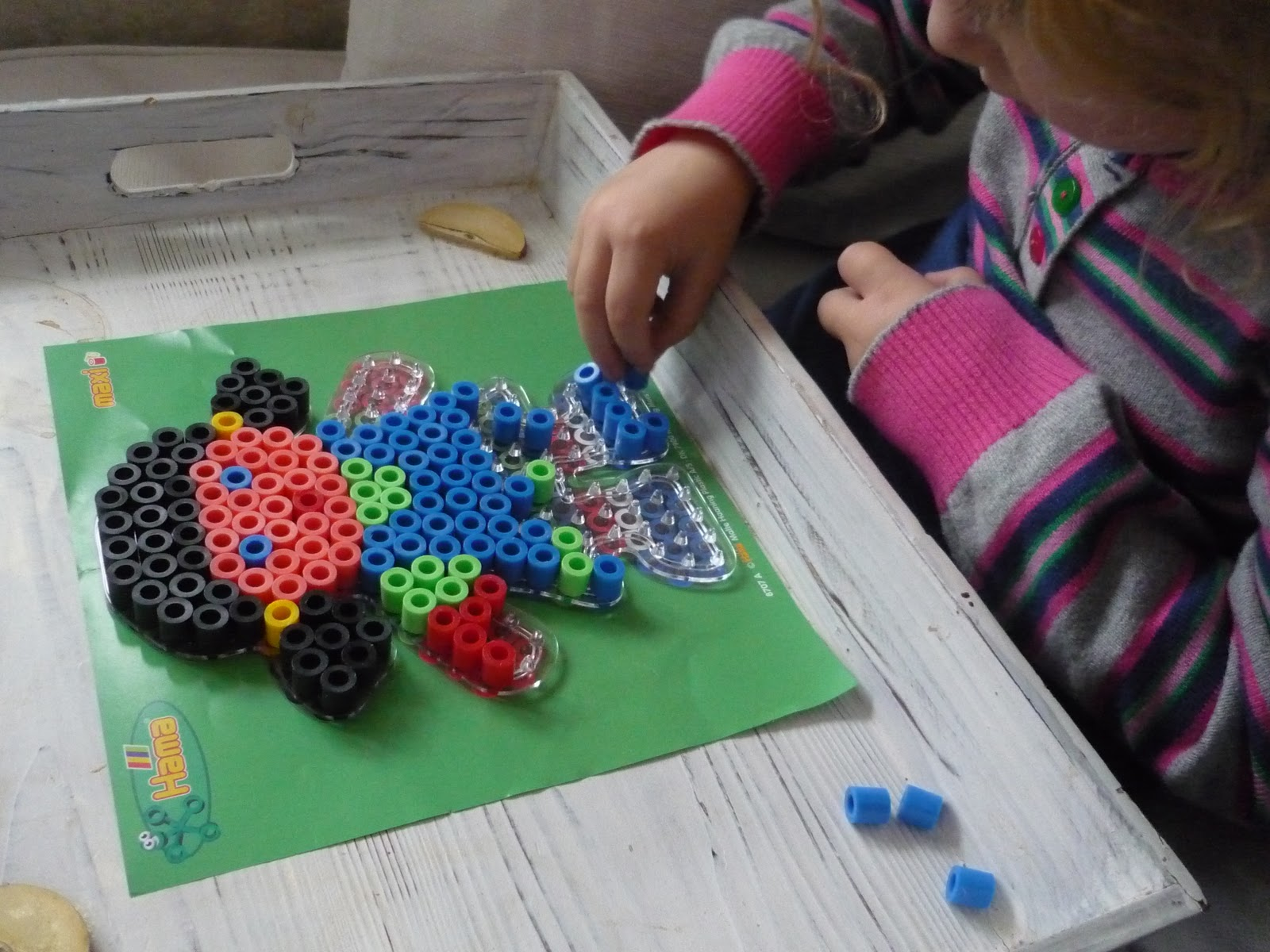 Hama Beads And A Lovely New Sponsor