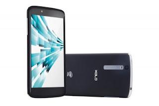 Xolo Z1000, Smartphone Berprosesor Intel Atom 2 GHz