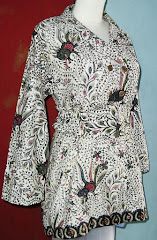 Batik Unik - Busana Muslimah Modern