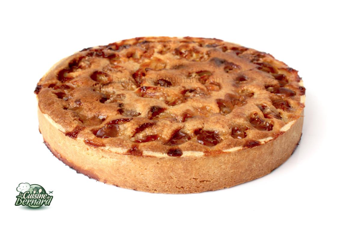 Gateau tarte mirabelles les recettes populaires blogue le blog des g teaux - Recette avec des mirabelles ...
