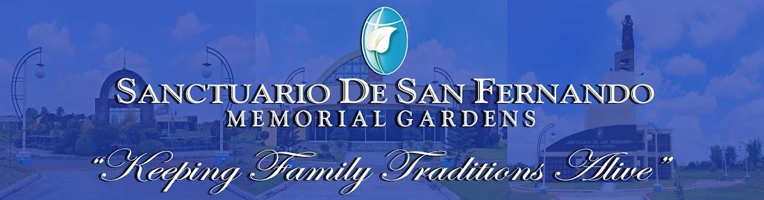 Sanctuario De San Fernando Memorial Gardens
