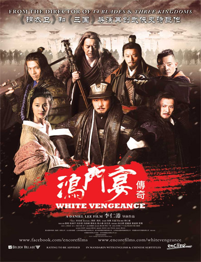 Ver White Vengeance (Hong Men Yan) (2011) Online