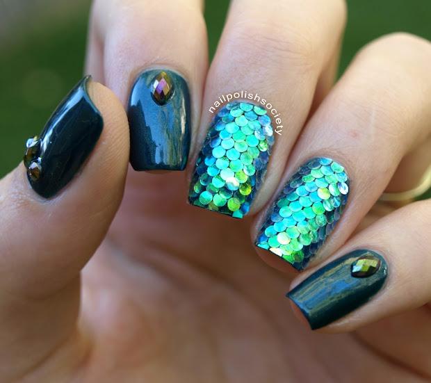 nail polish society 31dc2014 day
