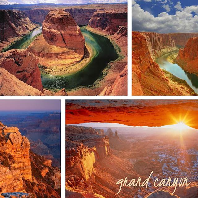 grand canyon sights
