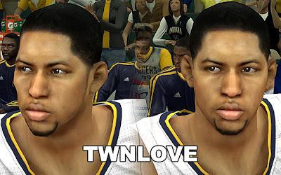 NBA 2K13 Danny Granger Cyberface Mod Patch