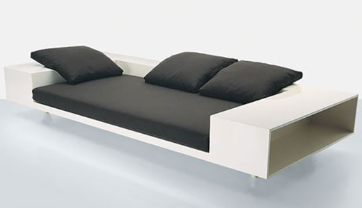 Tweet for Minimalist sofa