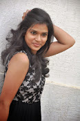Model Bhargavi Photos at Pochampally Ikat art mela launch-thumbnail-3