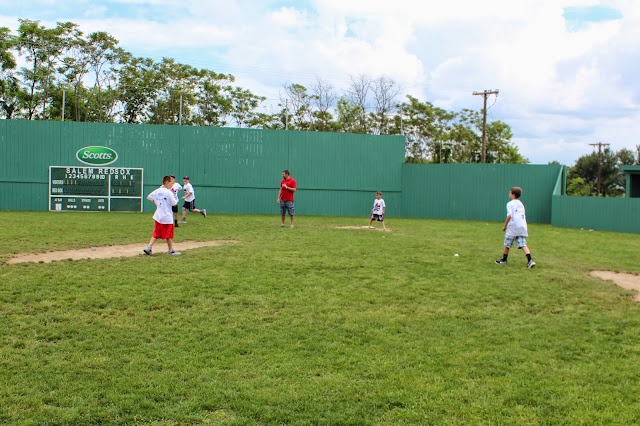 bolling with 5 take me out to the ball game party wiffle ball