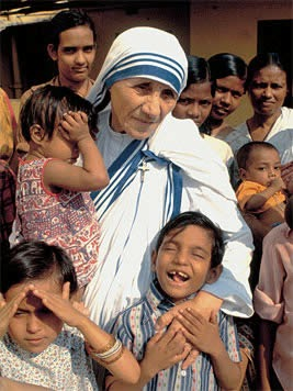 Madre Teresa de Calcuta Oración