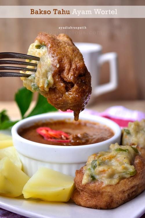 Bakso Tahu Ayam Wortel