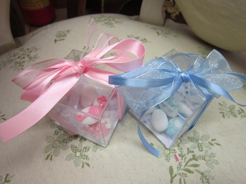 Favoloso Gioielli per il palato: Confetti decorati per battesimo YP98