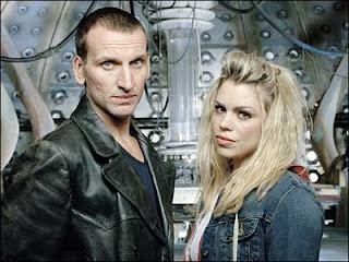 Doutor e Rose, personagens da série Doctor Who