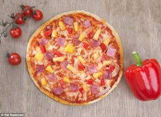 بيتزا لها فوائد باحتوائها على عناصر غذائية هامة