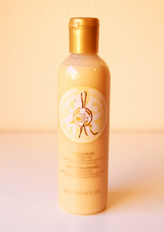 Vainilla Bliss de The Body Shop