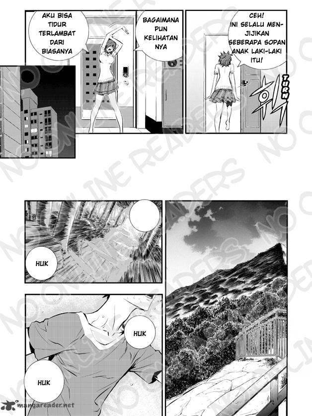 Manga The Breaker New Waves 16 page 12