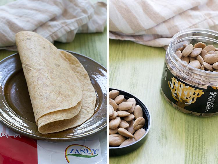 veggie+fajitas+ingredientes Veggie Fajitas. Receta