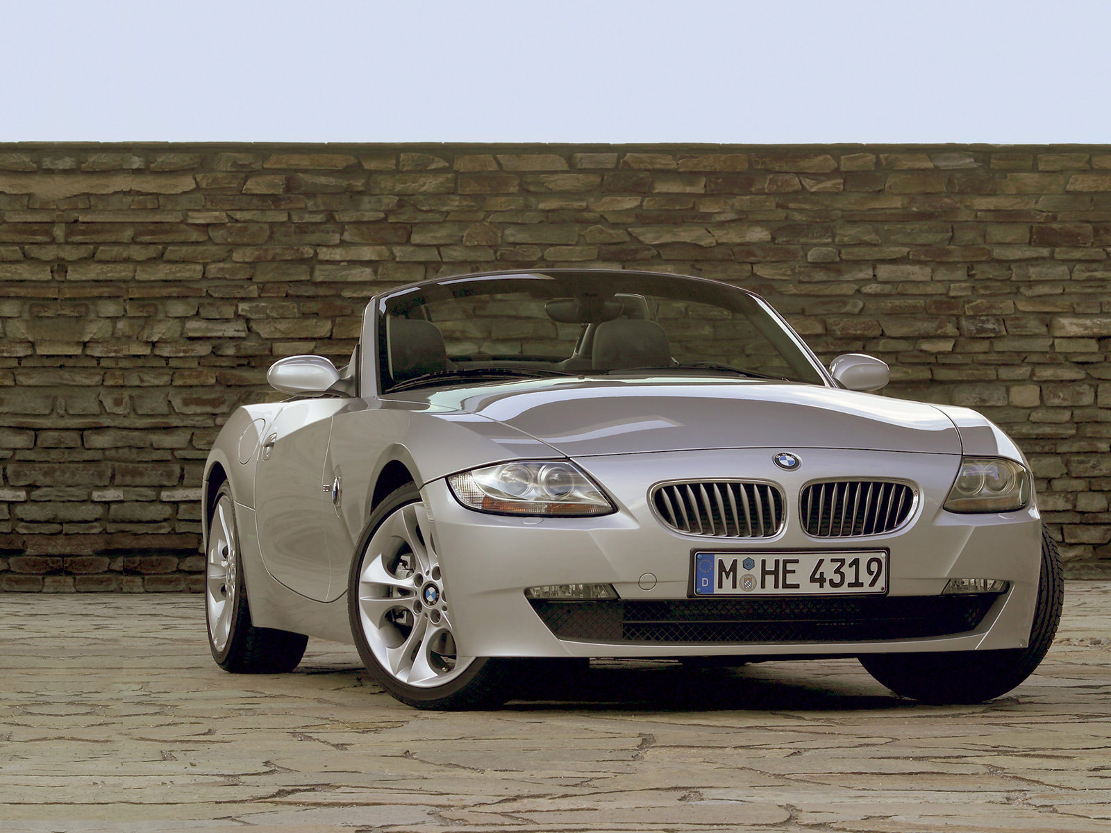 2006 Bmw Z4 Roadster Car Pictures Bmw Automotive