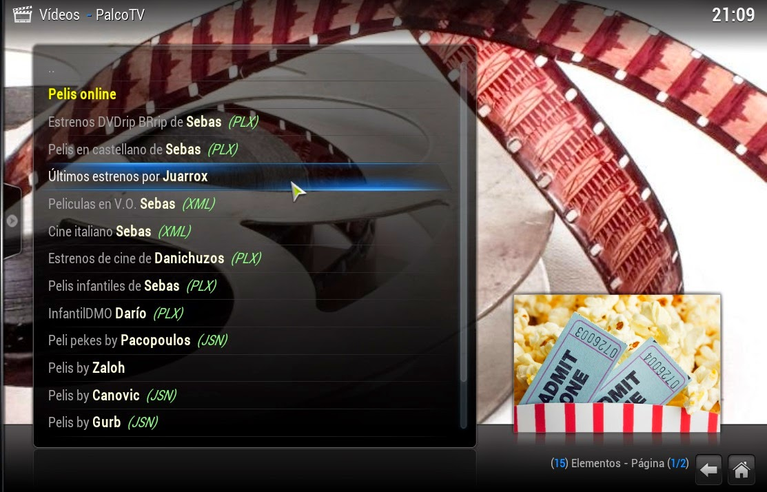 PALCO TV 0.2.91