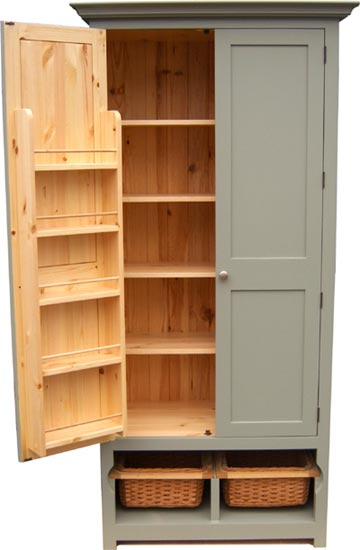 Deborah jean 39 s dandelion house and garden larder love for Kitchen pantry cabinet