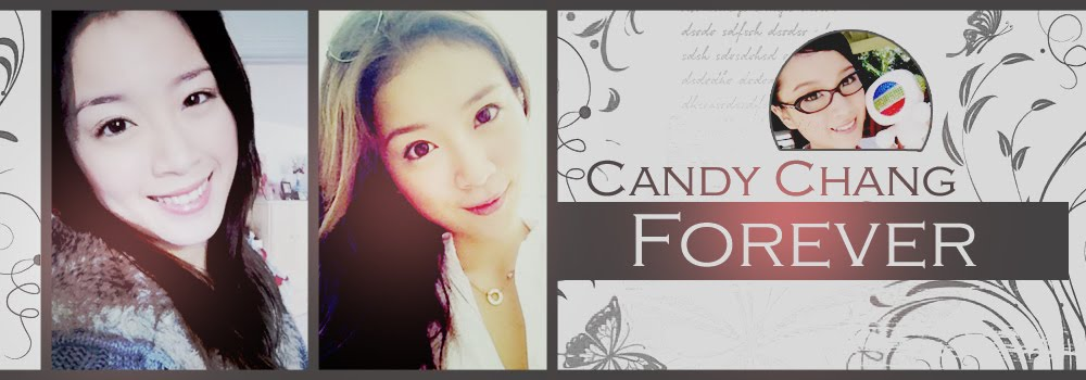 Candy Chang Forever