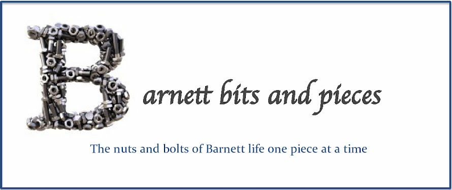 Barnett bits and pieces