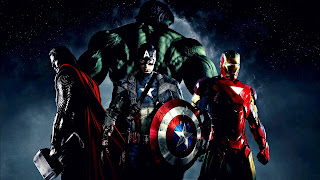 The Avengers Movie Thor Captain America Hulk and Iron Man HD Wallpaper