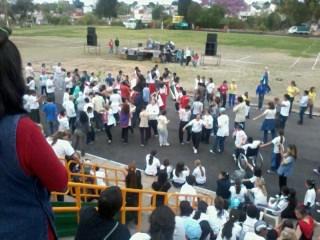 """Encuentro Provincial de Adolescentes y Jovenes """"Sentir, saber, hacer"""" - 6/10/11 - Paraná"""