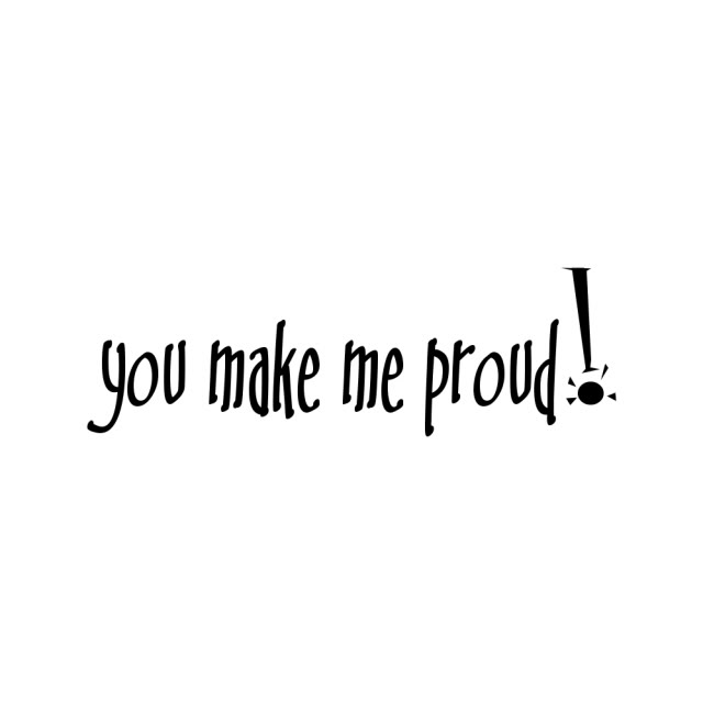 what are you proud of A few days ago, i wrote about a question i was asked by a friend i hadn't seen in four months: what are you most proud of from the last 3 months then yesterday i had a nice comment by.