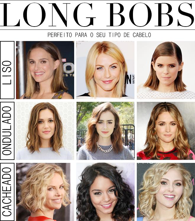 Long Bobs: O Corte Perfeito Para Você