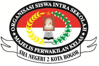 Arti Lambang SMAN 2 Bogor dan Arti Lambang OSIS/MPK SMAN 2 Bogor
