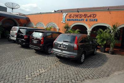Sindbad Restaurant & Cafe, Jakarta