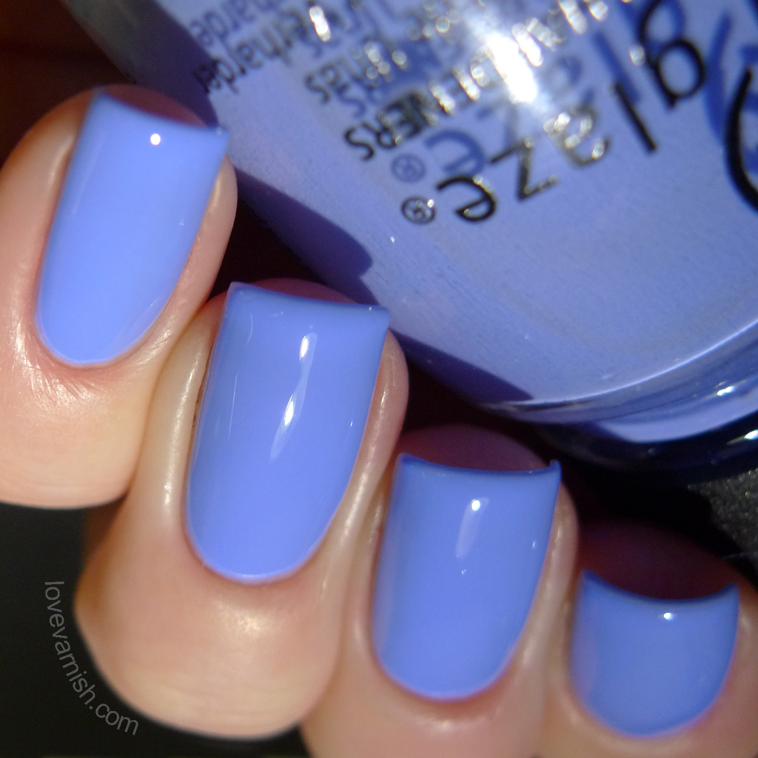 China Glaze Road Trip Boho Blues