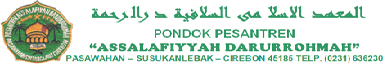 Pesantren Salafiyyah Darurrohmah Cirebon