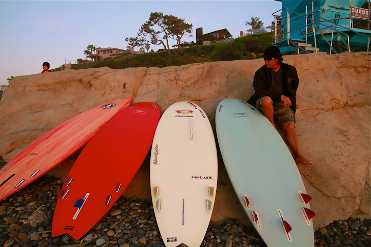 Reid Inouye of Standup Paddle Mag.